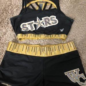 Shooting Star Practice Wear